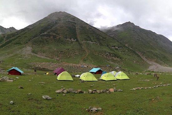Kashmir Great Lakes Trek 2019