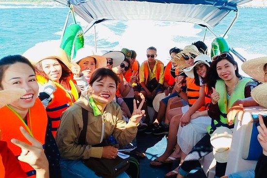 通过SpeedBoat共享游览岛跳跃