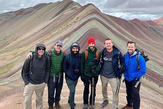 Machu Picchu & Rainbow Mountain - 5 Days: MACHU PICCHU & RAINBOW MOUNTAIN