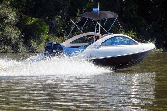 Tigre Speedboat - Delta s kaptein...