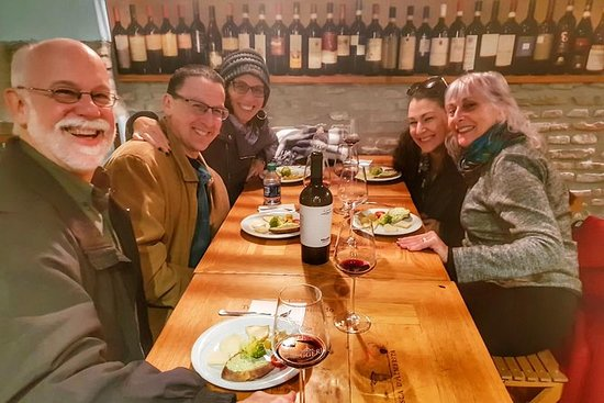 Roman Evening Food & Wine Tour in the Jewish Ghetto and Campo Marzio