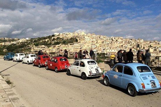Tour de Modica pelo Iconic Fiat 500