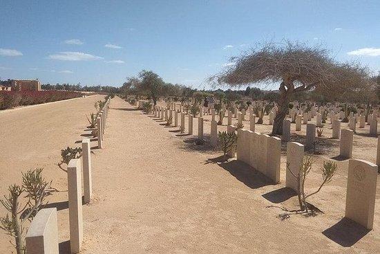 アレクサンドリアからエルアラメインコモンウェルス、イタリア、ドイツの墓地へ…