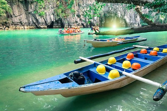 Tour sul fiume sotterraneo UNESCO