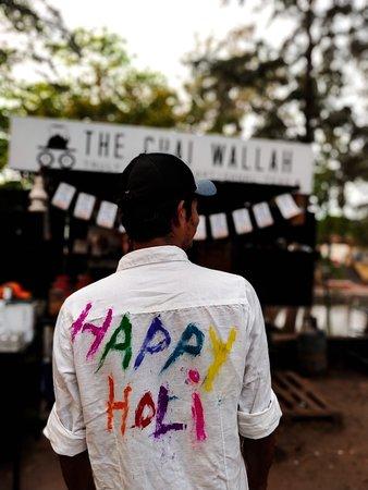 The Chai Wallah
