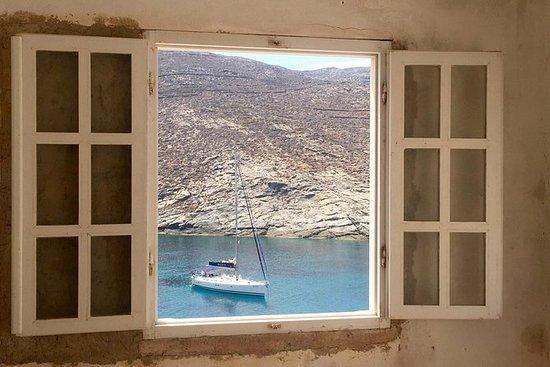 在希臘(薩羅尼克灣和九頭蛇)的CHEF豪華帆船