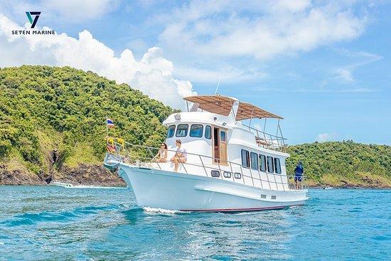 N.10 - Private Yacht to Racha Yai...