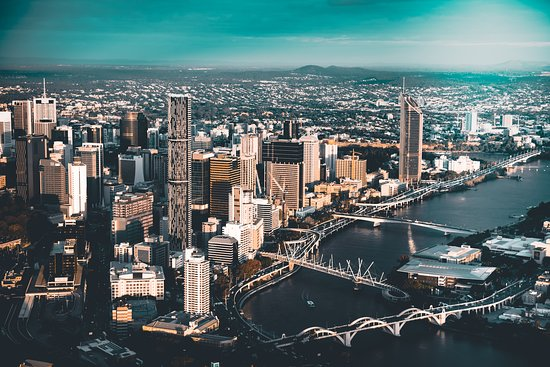 Brisbane CBD Helicopter Tour