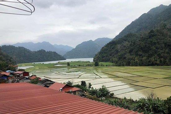 北越5日冒险:巴贝湖和河江环路