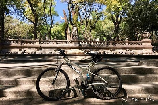 Your bike tour in Mexico City