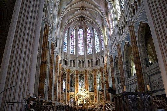 CHARTRES:大教堂和美食(巴黎私人一日游)