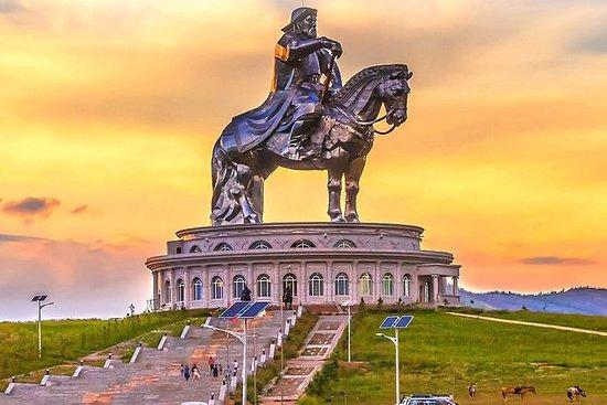 1 dag Genghis Khan Statue & Terelj...
