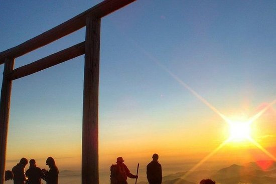 2-Day Mount Fuji Climbing Tour...
