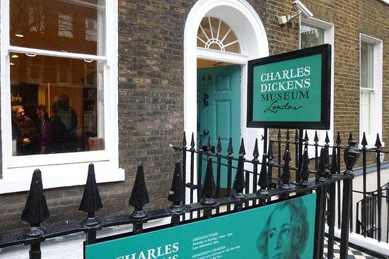 Rundgang durch die South Bank (London Bridge) und Charles Dickens Museum Tickets: South Bank (London Bridge area) Walking Tour and Charles Dickens Museum Tickets
