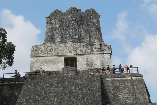 Tikal National Park, Guatemala: Temple II