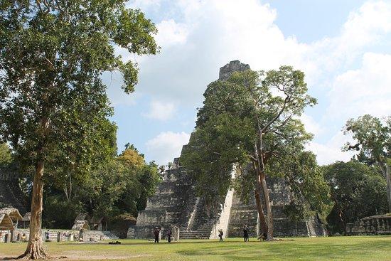 Tikal National Park, Guatemala: Temple I, #1