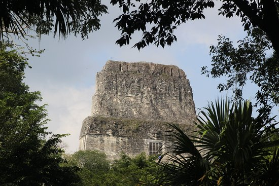 Tikal National Park, Guatemala: Mysterious Temple IV