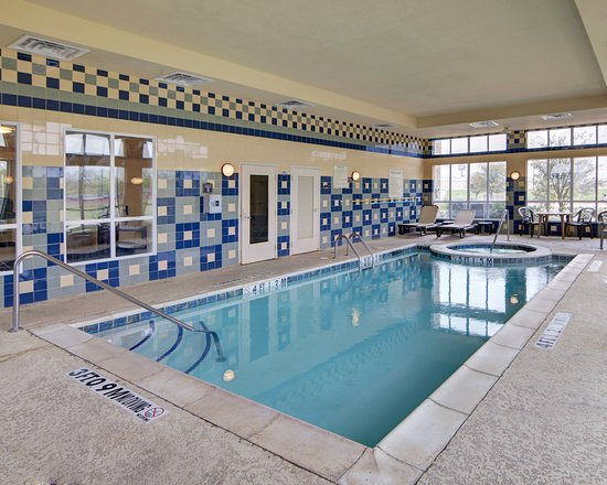 Corinth, Teksas: Indoor heated pool/ hot tub