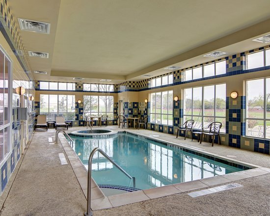 Corinth, Teksas: Indoor heated pool/hot tub