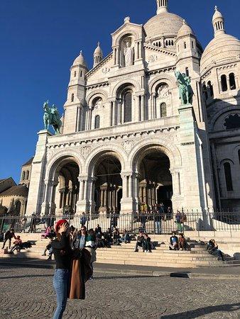 Basilique du Sacre-Coeur de Montmartre: 내부도 환상적이었던