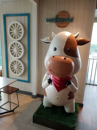 Fat Cow: It's Mascot