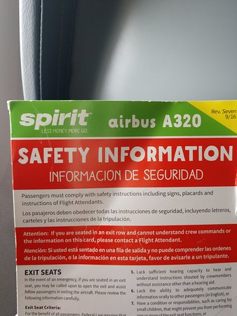 Spirit Airlines: A320 return flight from LV-via Chicago to ATL!