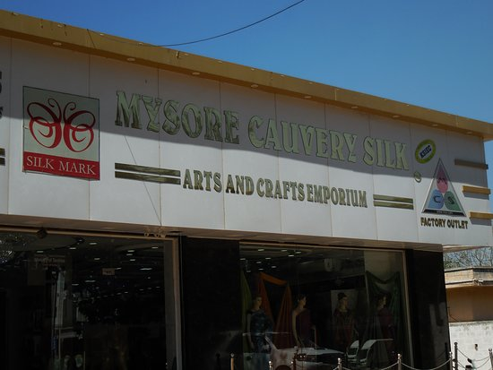 The Cauvery Arts And Crafts