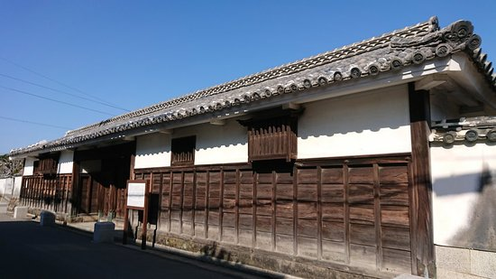 Kusakake Jutaku Nagaya Gate
