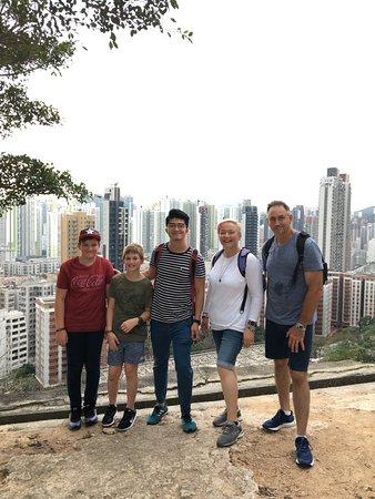 Family from Australia!