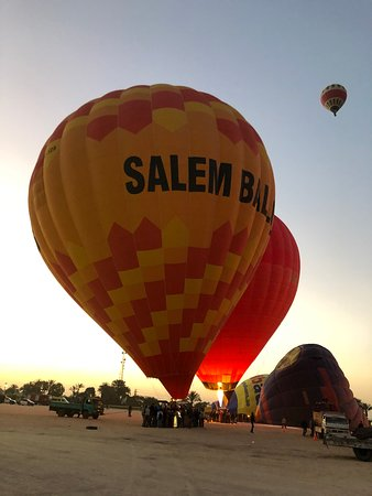 Hod Hod Soliman Hot Air Balloons: Locely