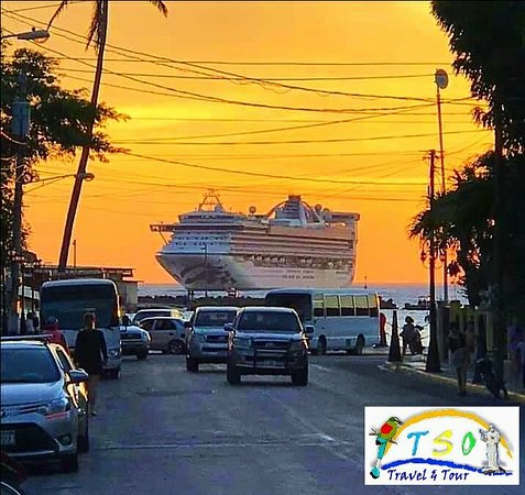 TSO Travel & Tour: Part of what was our One Day Tour with a group of California tourists who arrived at the Star Princess Cruise. Nicaragua 🇳🇮🇳🇮