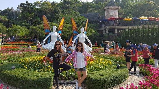 Shore Excursion to visit GOLDEN BRIDGE from CHAN MAY or TIEN SA DA NANG port
