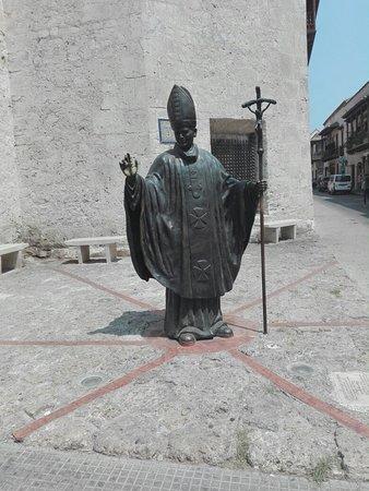Cartagena, Colombia: Plaza de la Proclamacion