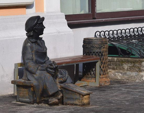 ‪Sculpture the Shoe Shiner‬