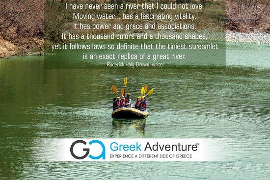 Greek Adventure: Enjoy the rivers of Greece!