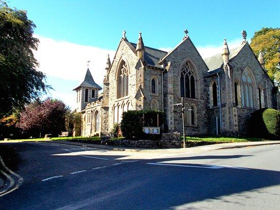 Holy Trinity Church, Llandrindod Wells