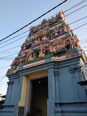 Sri Vazhakarutheeswarar Temple