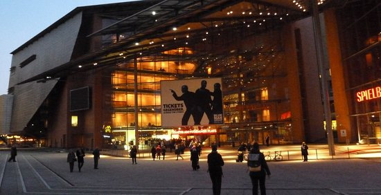 Stage Theater am Potsdamer Platz