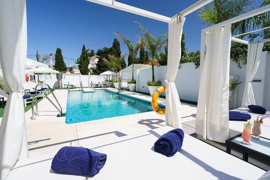 Sehr Schones Boutique Hotel Costa Del Sol Hotel Torremolinos