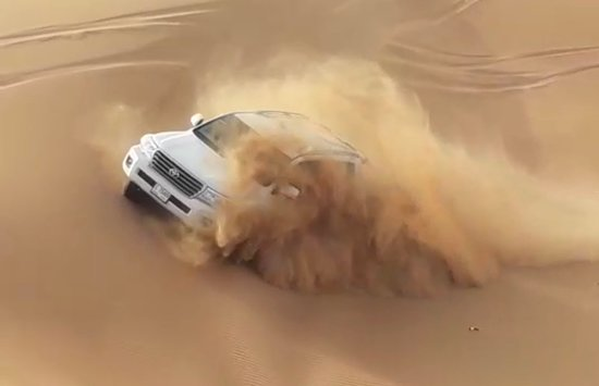 Dubai Red Dunes Safari
