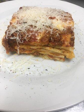 Homemade Italian Lasagna