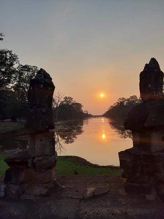 Angkor Wat Tuk Tuk Driver