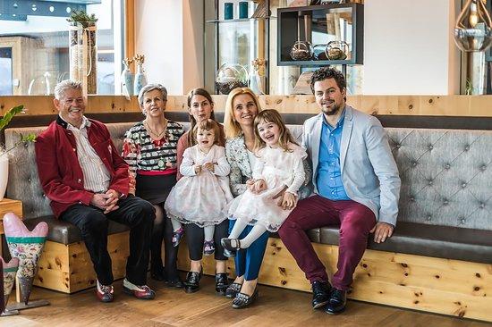 Alpin & Relax Hotel Das Gerstl: Familie Gerstl