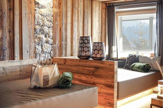 Alpin & Relax Hotel Das Gerstl: Kuschel Alm Ruheraum