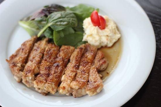 Tomo: Chicken Teriyaki