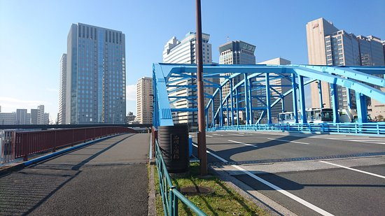 Shinagawa Futo Bridge