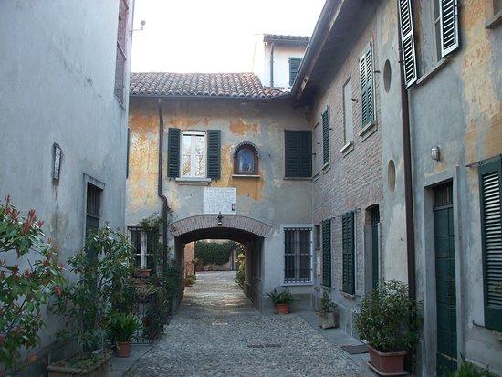 San Colombano al Lambro, อิตาลี: la casa