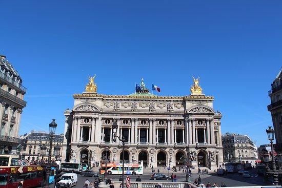 Quartier de l'Opéra
