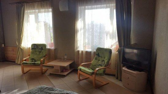 Номера в гостинице Липовская в Липецке