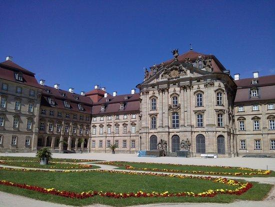 Wunderschoner Schlosspark Schloss Weissenstein Pommersfelden Reisebewertungen Tripadvisor